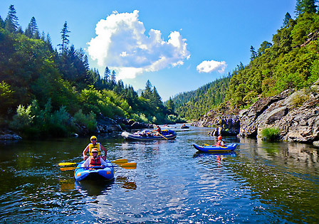 klamath river whitewater rafting_california_whitewater_rafting_raft trips